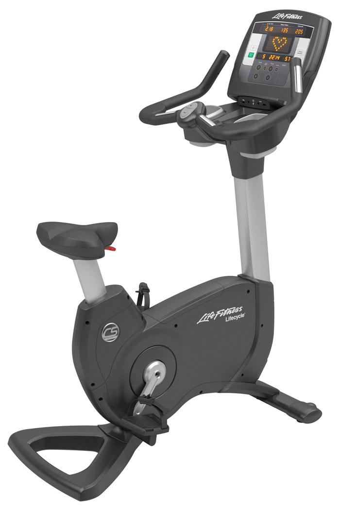 Велотренажеры б/у: Вертикальный велотренажер Life Fitness 95C Achieve б/у