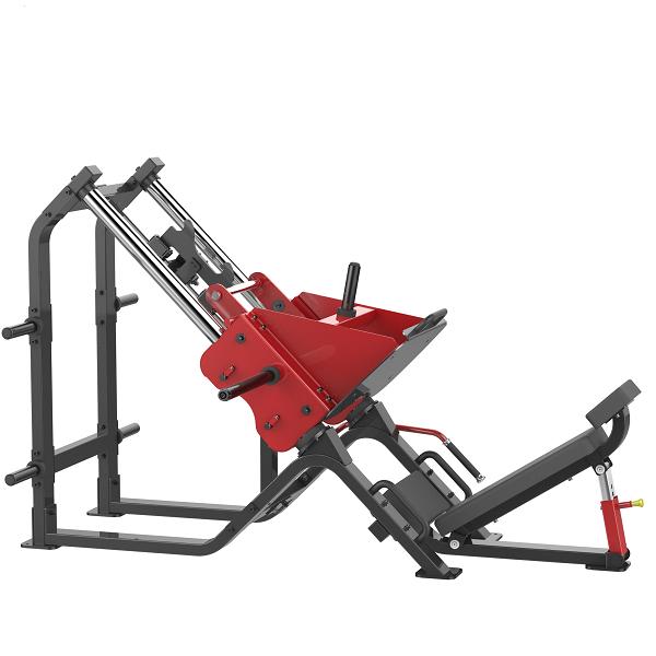 Тренажеры нагружаемые дисками: Жим ногами IMPULSE STERLING 45 Leg Press