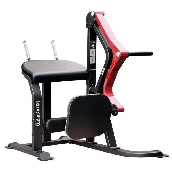 Тренажеры нагружаемые дисками: Ягодичные мышцы IMPULSE STERLING Rear Kick