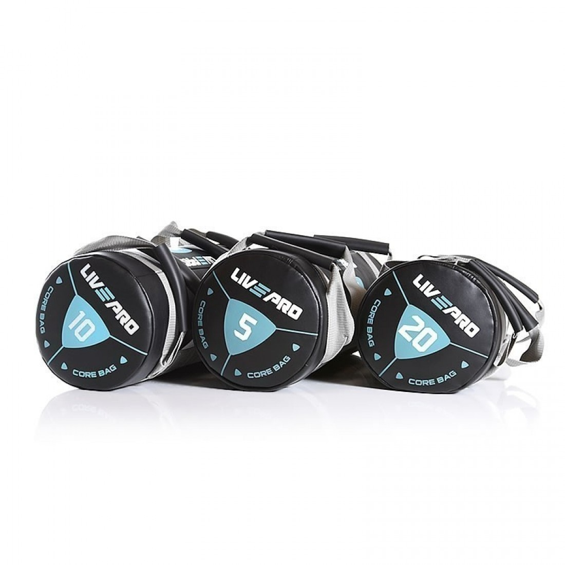 Инвентарь для кроссфит: Мешок для кроссфита LivePro POWER BAG 20 кг