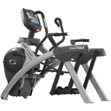 Эллиптические тренажеры: Орбитрек Cybex Arc Trainer 770AT E3 View