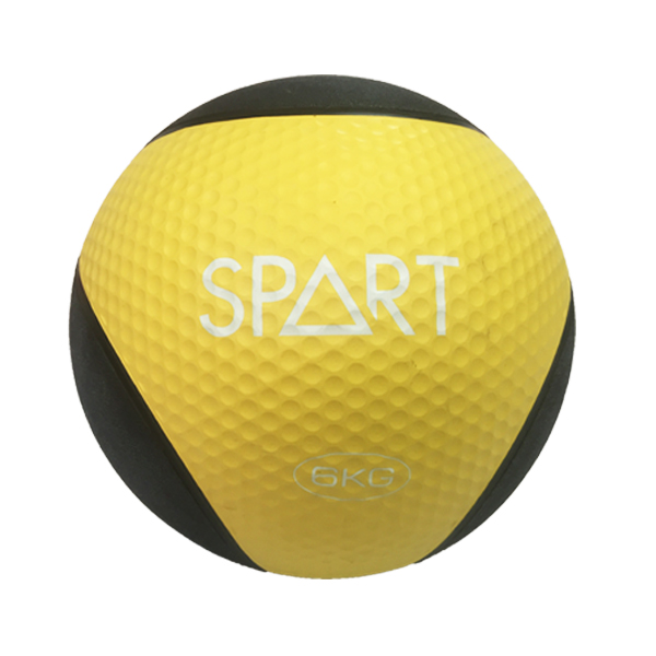 Медболы: Медицинский мяч (медбол) SPART 6 кг