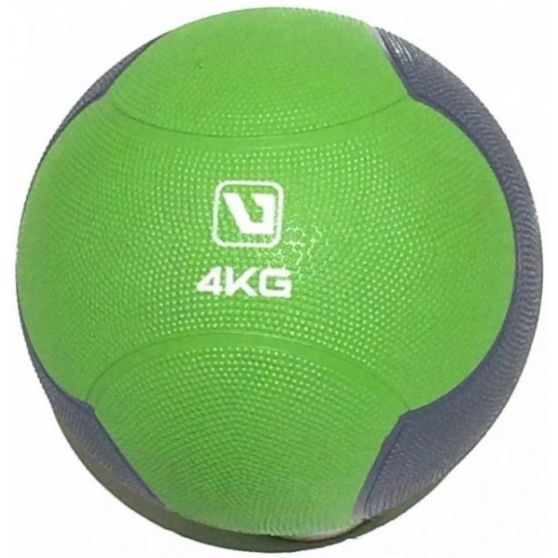 Медболы: Медбол LiveUp Medecine Ball 4 кг