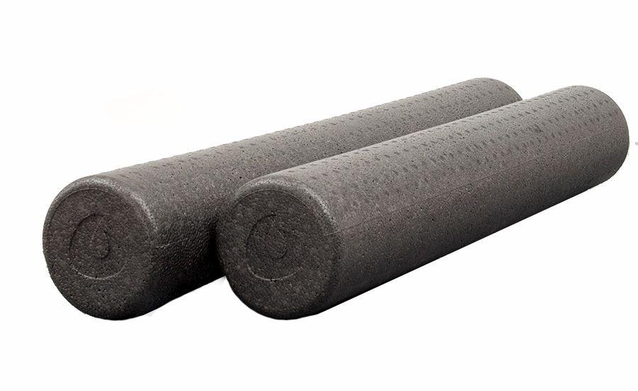 Фитнес оборудование: Ролик для пилатес Balanced Body Black Roller 15х91 см