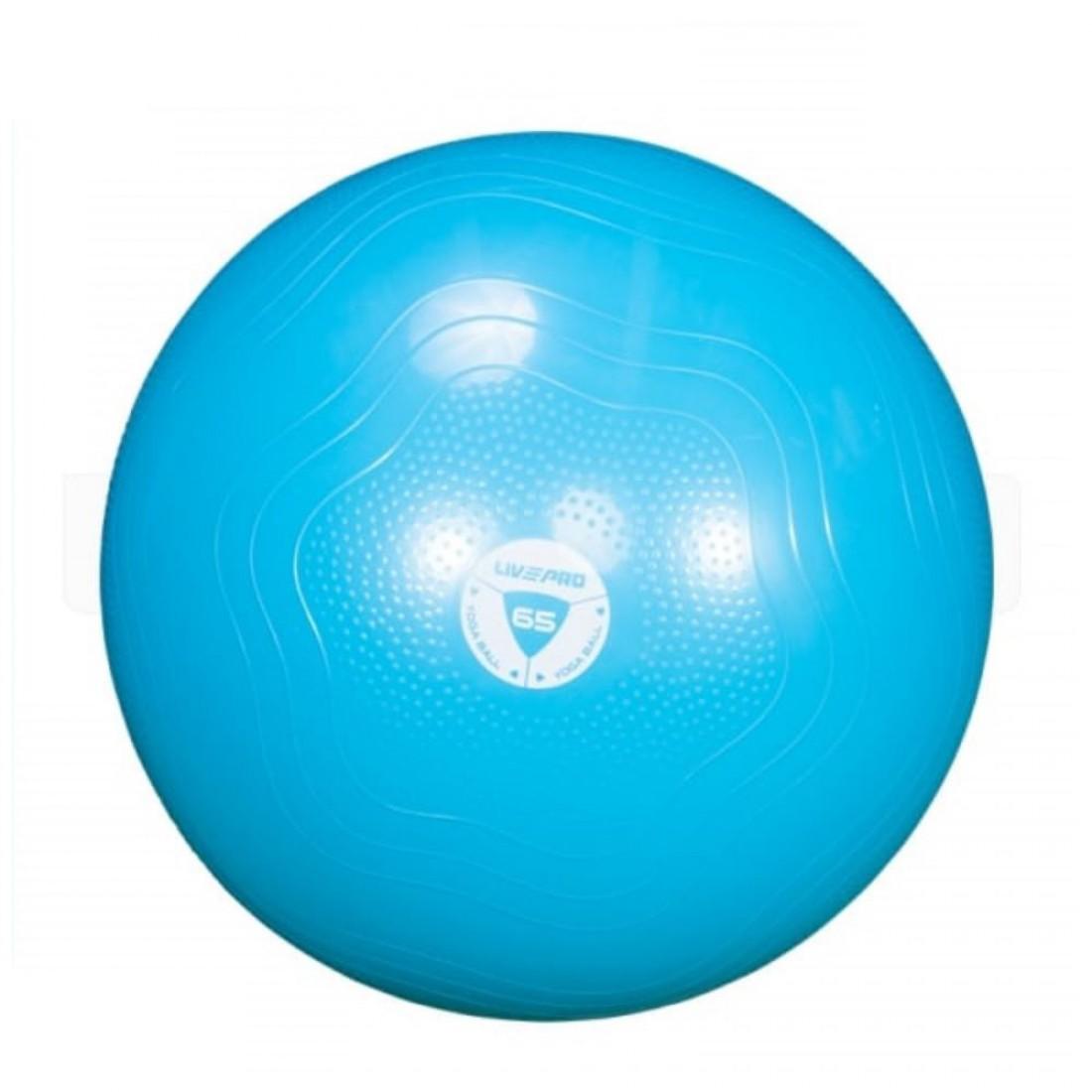 Фитболы: Фитбол усиленный LivePro CORE-FIT EXERCISE BALL 65 см