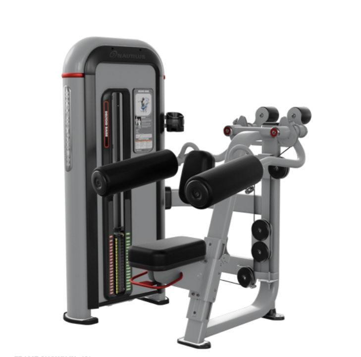 Грузоблочные тренажеры: Дельтовидные мышцы Nautilus Inspiration IPDR3